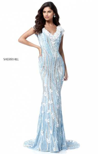 Sherri Hill 51736  picture 4