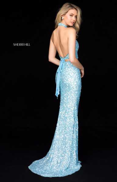 Sherri Hill 51747 Fitted and Two Piece picture 2