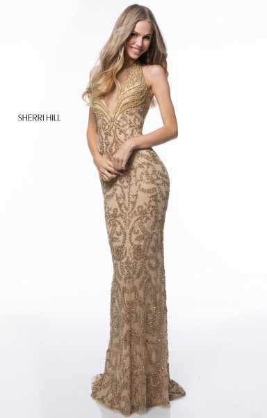 Sherri Hill 51749 Long picture 3