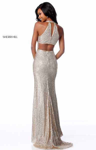 Sherri Hill 51752 Fitted picture 2