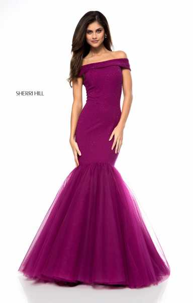 Sherri Hill 51778 Mermaid picture 2