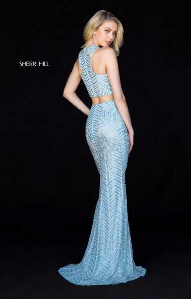 Sherri Hill 51782 High Neck picture 1
