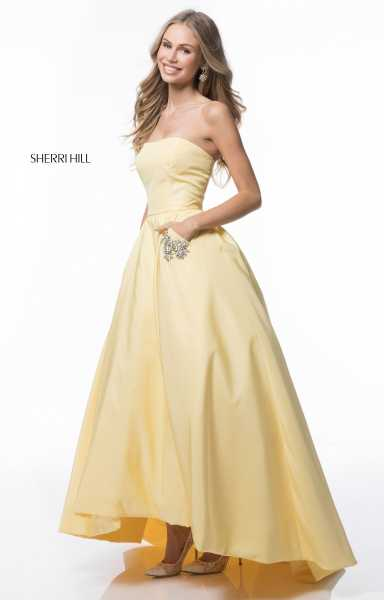 Sherri Hill 51789 Ball Gowns picture 2