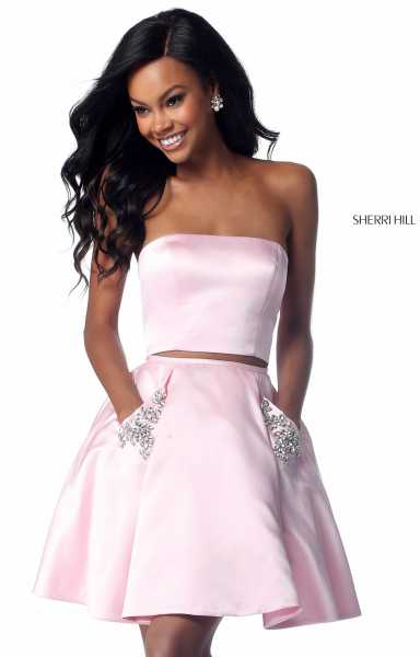 Sherri Hill 51823 Short picture 3