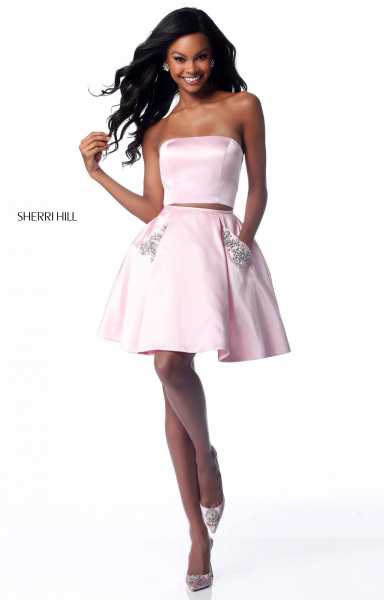Sherri Hill 51823  picture 4