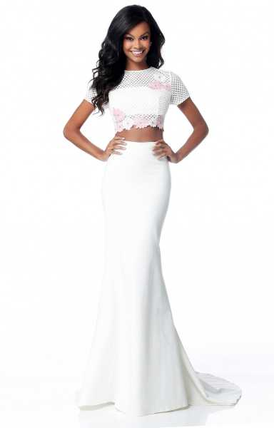 Sherri Hill 51834 High Neck picture 1