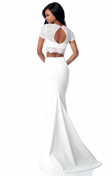 Sherri Hill 51834 Fitted and Two Piece picture 2