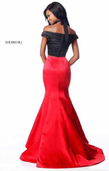 Sherri Hill 51855  picture 4