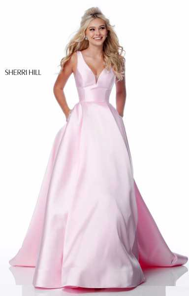 Sherri Hill 51856 Ball Gowns picture 2