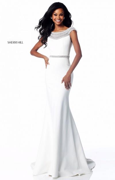 e48ff34905a Neoprene Formal Dresses