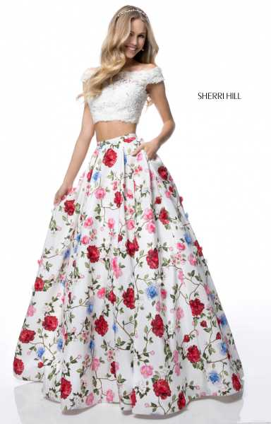 Sherri Hill 51964 Ball Gowns and Two Piece picture 2