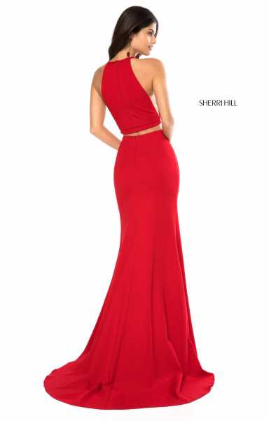 Sherri Hill 52042 Fitted and Two Piece picture 2