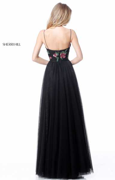 Sherri Hill 52050 Sweetheart and Has Straps picture 1