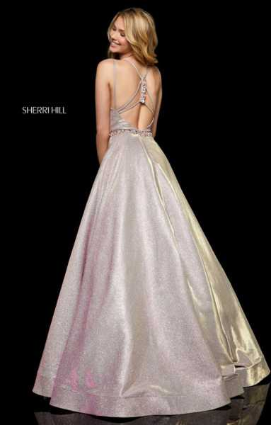 Sherri Hill 52124 A-Line and Ball Gowns picture 2