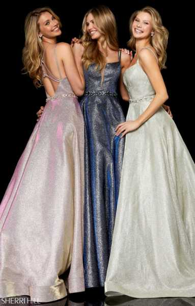 Sherri Hill 52124  picture 6