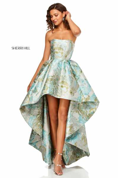 Sherri Hill 52143 Fitted picture 2