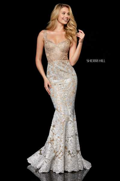 Sherri Hill 52242 Fitted picture 2