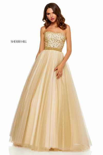 Sherri Hill 52264 Ball Gowns picture 2