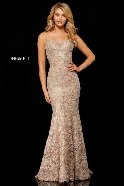 Sherri Hill 52348 Fitted picture 2
