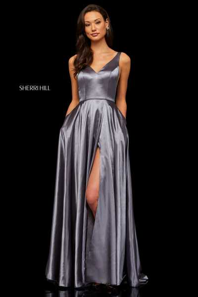 Sherri Hill 52410 V-Shape picture 1