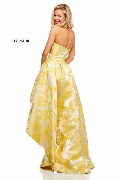 Sherri Hill 52416 Strapless picture 1