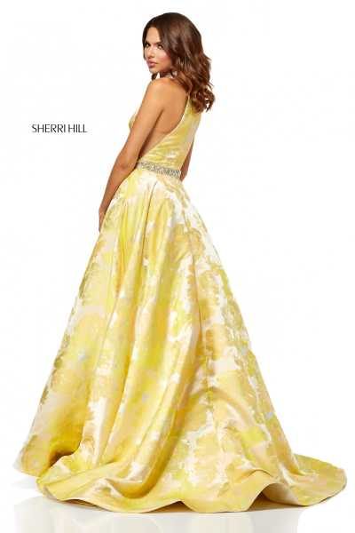Sherri Hill 52425 High Neck picture 1