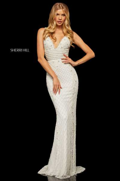 Sherri Hill 52453 Fitted picture 2