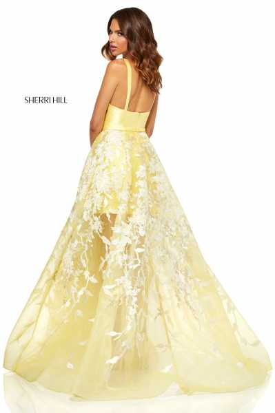Sherri Hill 52458 Fitted picture 2
