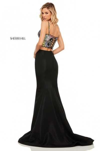 Sherri Hill 52466 Has Straps picture 1