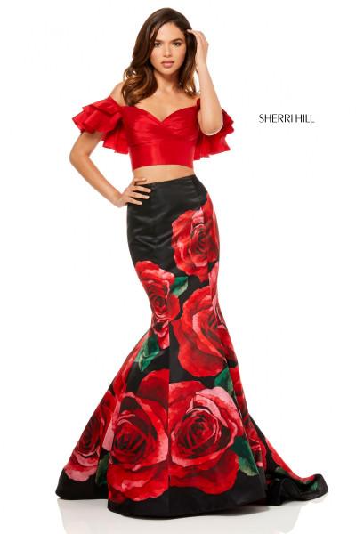 Sherri Hill 52470