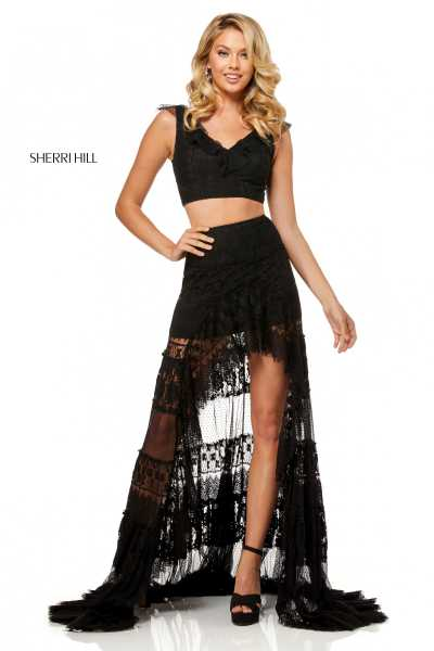 Sherri Hill 52472 High-Low picture 3