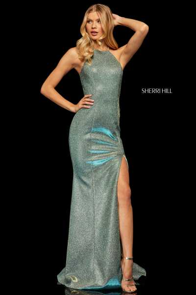 Sherri Hill 52481 High Neck picture 1