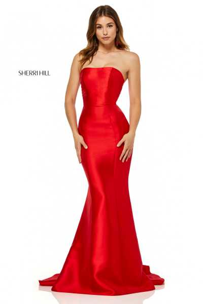 Sherri Hill 52485 Fitted picture 2