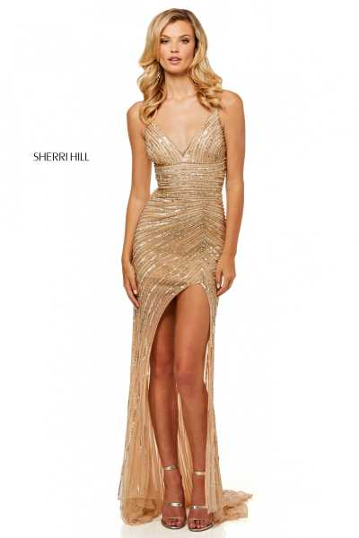 Sherri Hill 52515 Fitted picture 2
