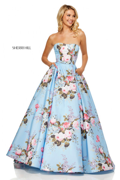Sherri Hill 52553