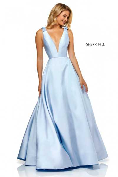Sherri Hill 52574 V-Shape picture 1
