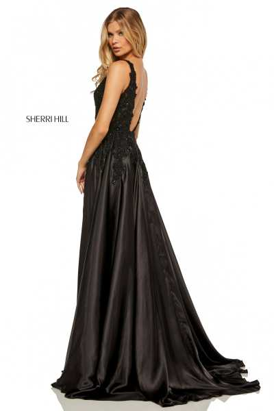 Sherri Hill 52599 Fitted picture 2