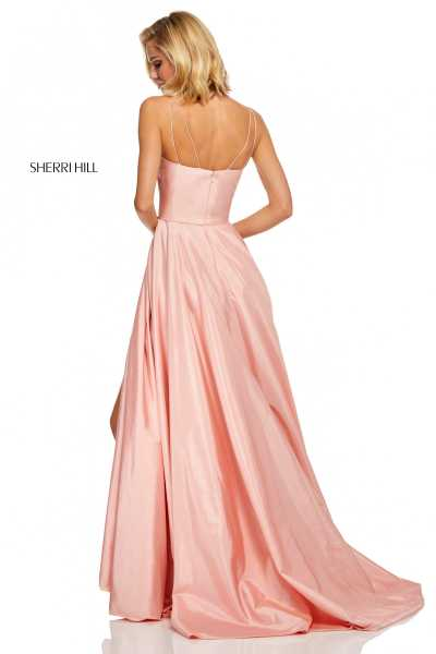 Sherri Hill 52602 Has Straps picture 1