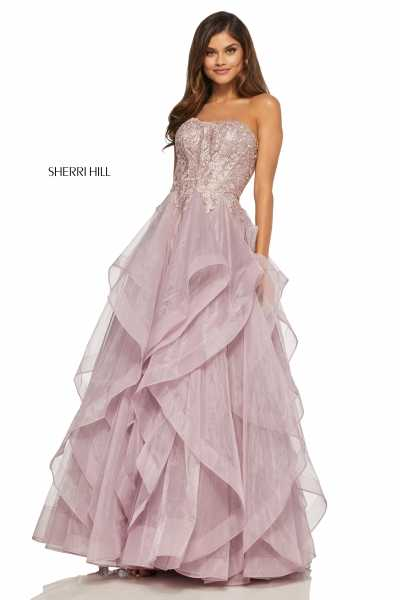 Sherri Hill 52645 Long picture 3