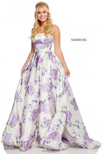Sherri Hill 52723 Long picture 3