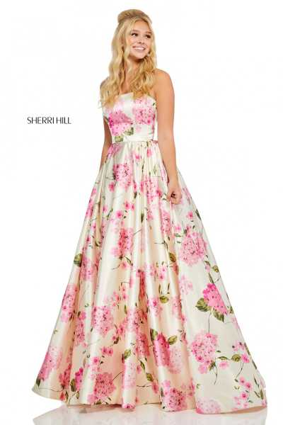 Sherri Hill 52723  picture 5