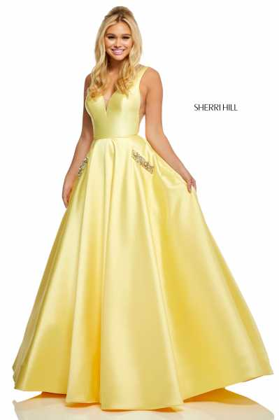Sherri Hill 52726 Long picture 3