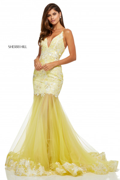Sherri Hill 52741