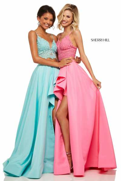 Sherri Hill 52754  picture 4