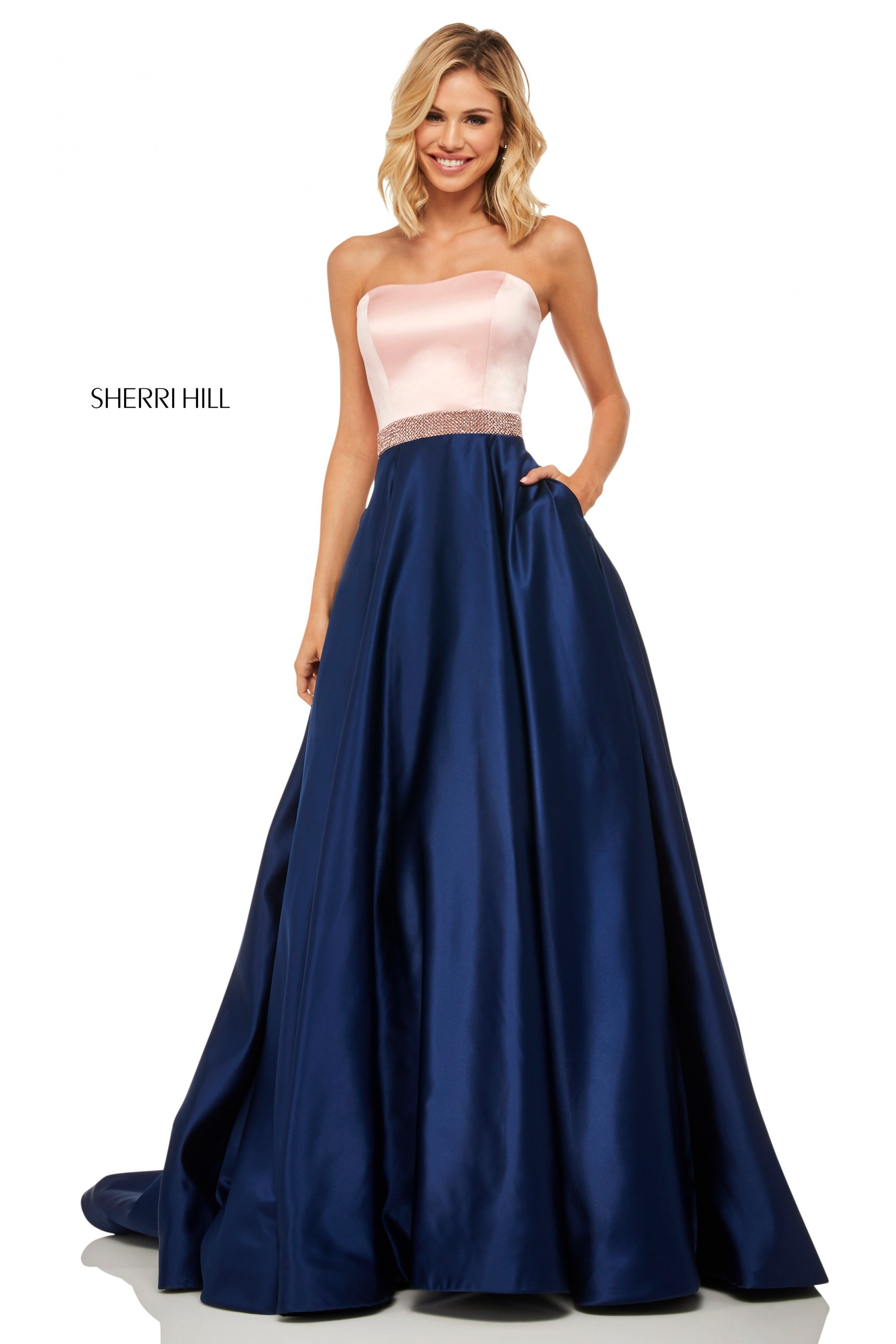 7b57de807d Sherri Hill 52776 - Formal Dress