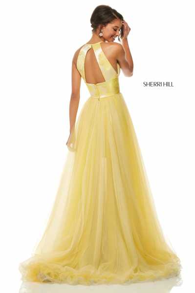 Sherri Hill 52859 High Neck picture 1