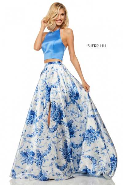Sherri Hill 52894 High Neck picture 1