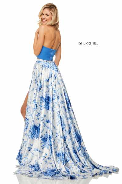 Sherri Hill 52894 Two Piece picture 2