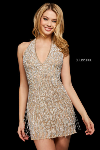 Sherri Hill 53018 Fitted picture 2