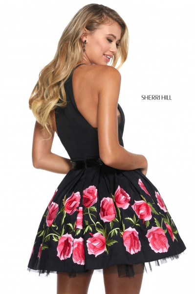 Sherri Hill 53023 High Neck picture 1